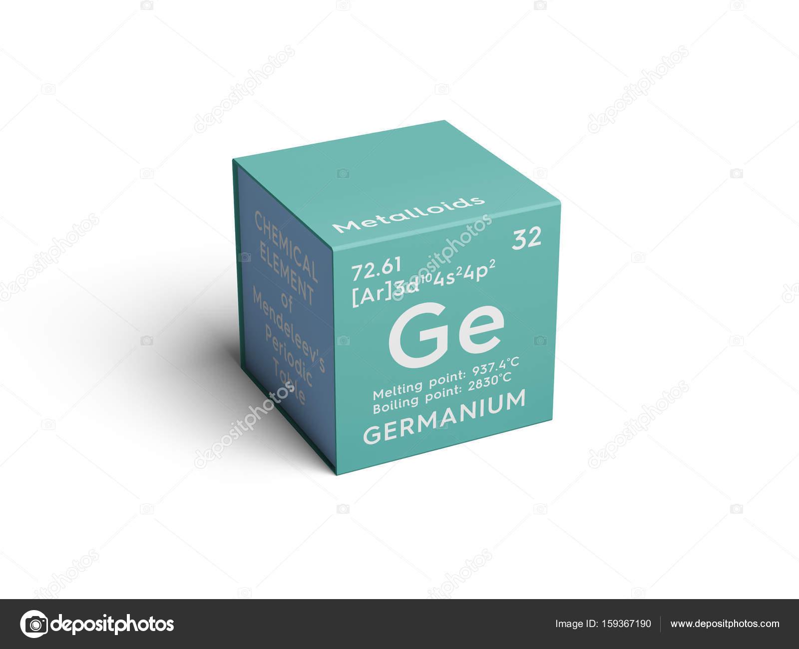 Germanio metaloides elemento qumico de la tabla de periodica de germanio metaloides elemento qumico de la tabla de periodica de mendeleiev fotos de urtaz Gallery
