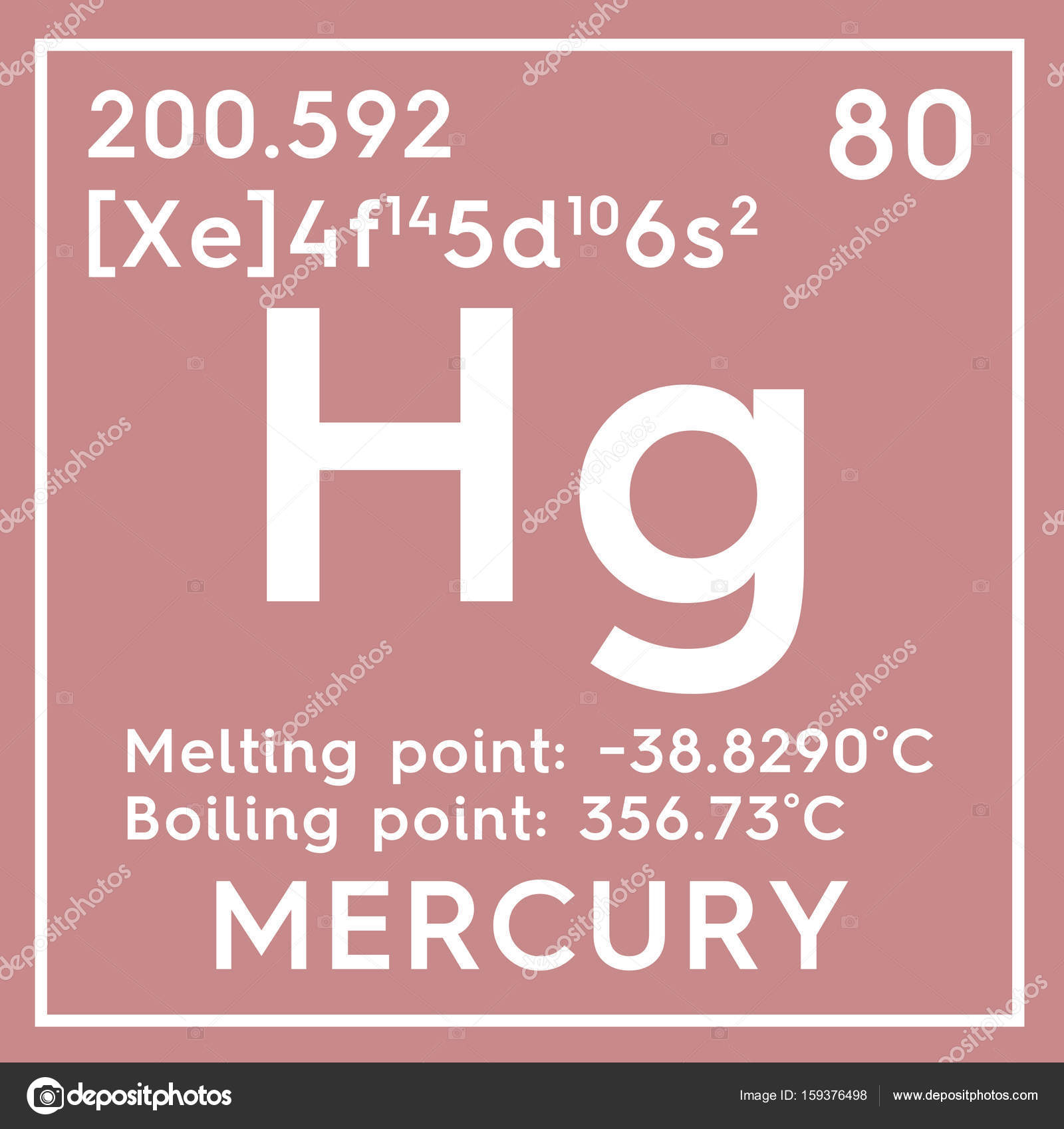 Mercury transition metals chemical element of mendeleevs mercury transition metals chemical element of mendeleevs periodic table mercury in square cube creative concept photo by sanches812 buycottarizona Gallery