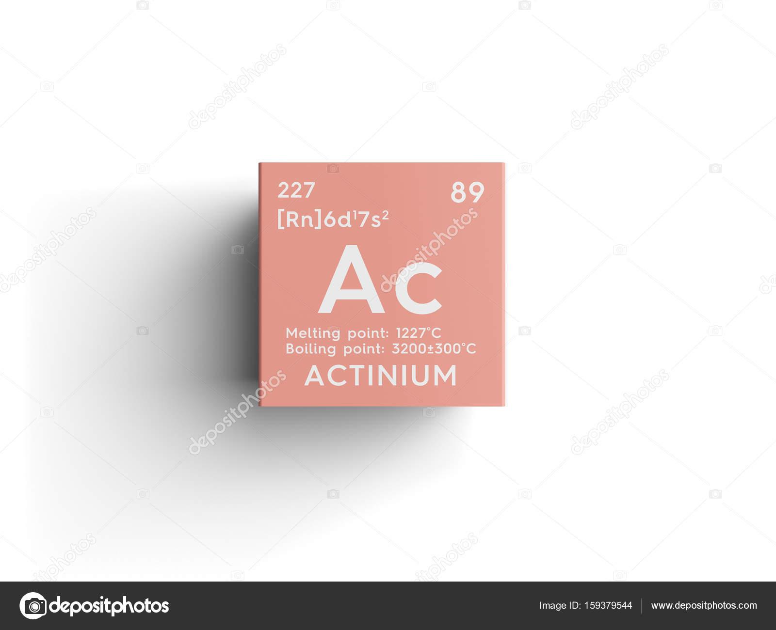 Actinio informacin elemento qumico de la tabla de periodica de informacin elemento qumico de la tabla de periodica de mendeleiev urtaz Images