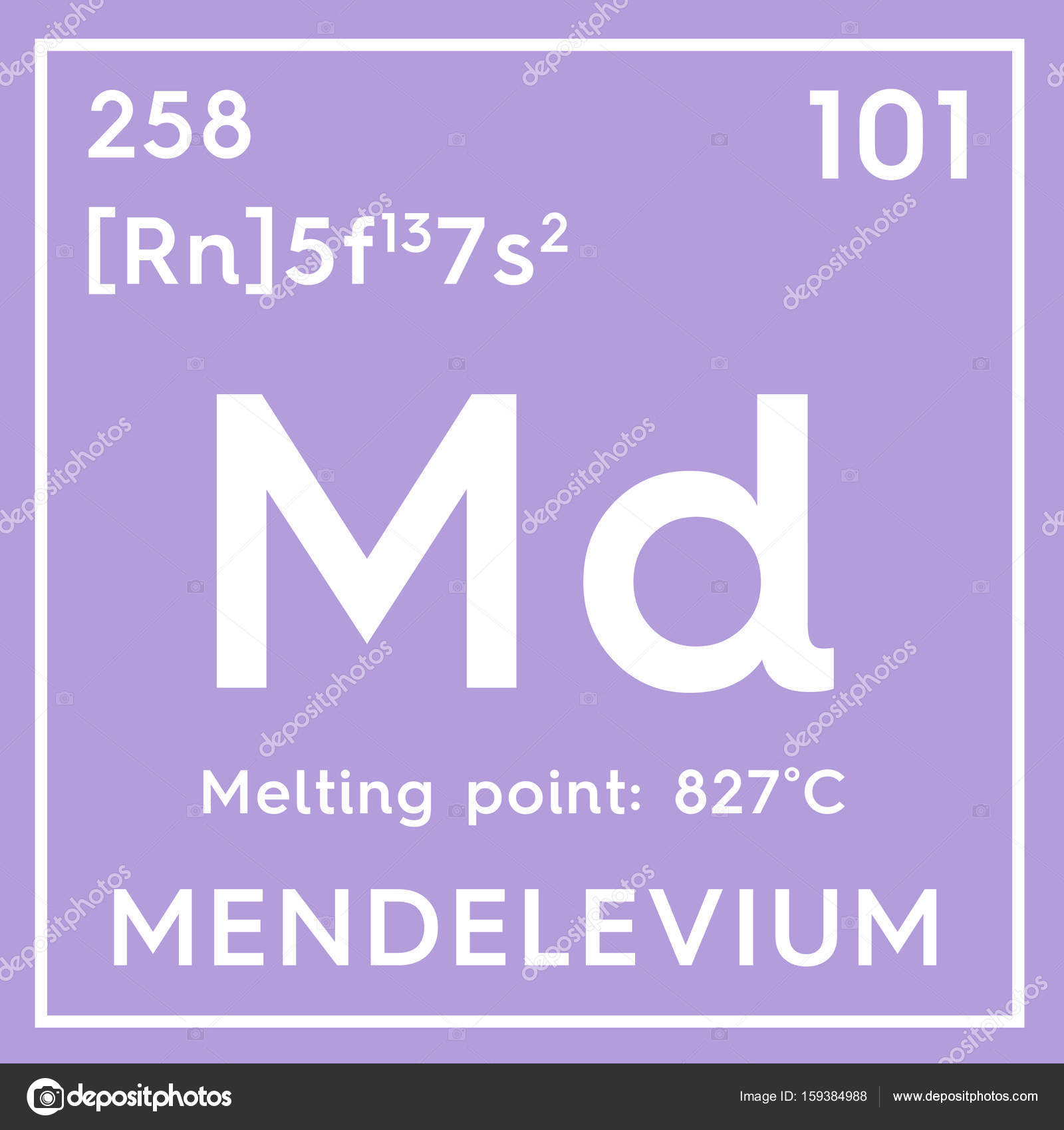 Mendelevium actinoids chemical element of mendeleevs periodic chemical element of mendeleevs periodic table stock photo 159384988 gamestrikefo Images