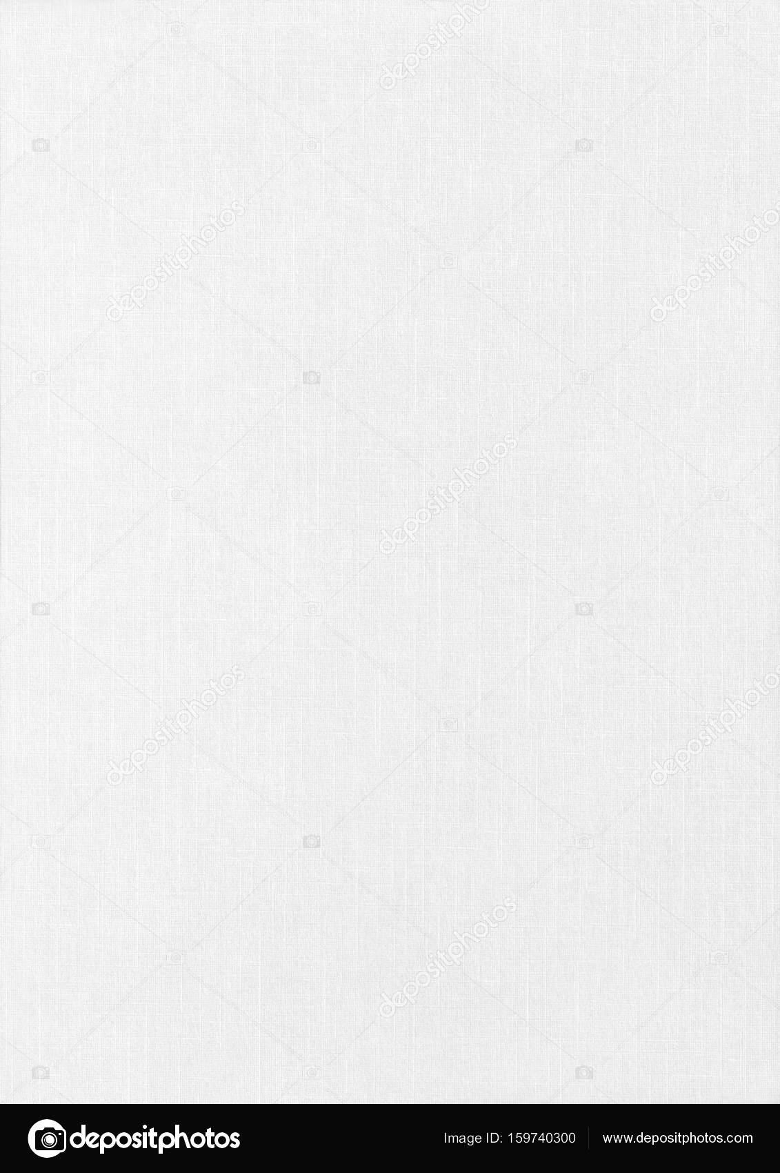 Fine Linen White Paper Corrugated Texture Background Stock Photo
