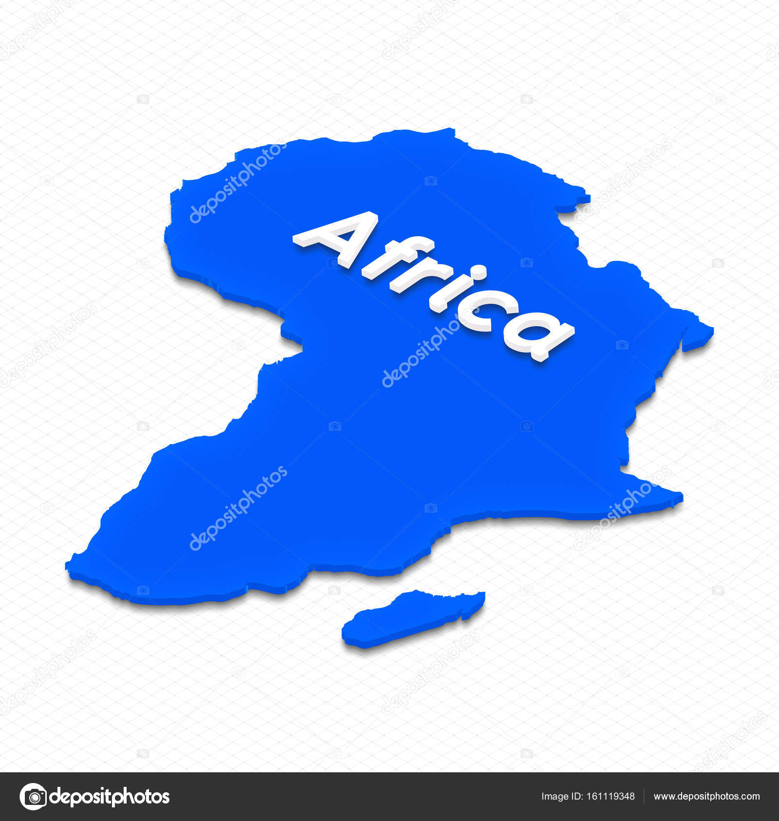 Map Of Africa 3d.Map Of Africa 3d Isometric Illustration Stock Photo C Sanches812