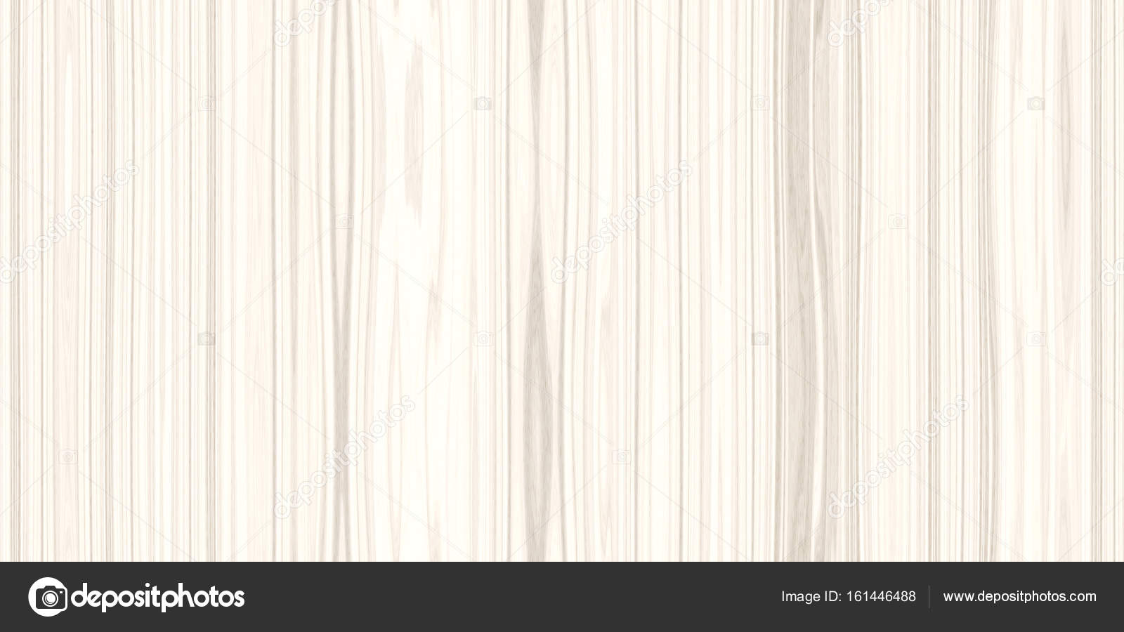 Seamless White Wood Texture Vertical Across Tree Fibers Directi