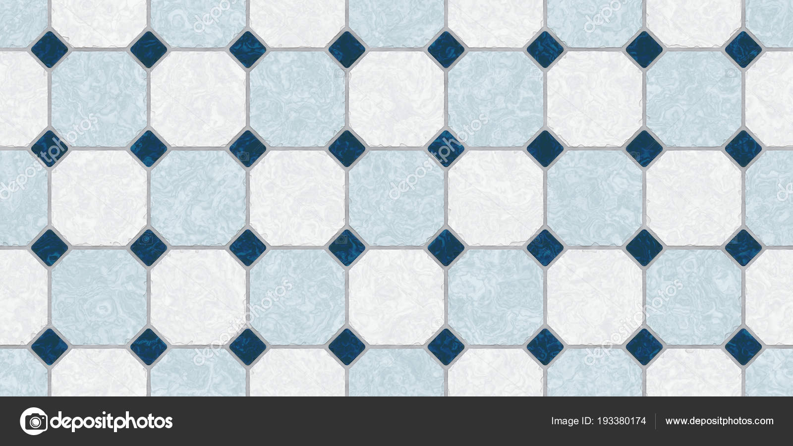 Bathroom Tile Texture Seamless Gray Dark Blue Seamless