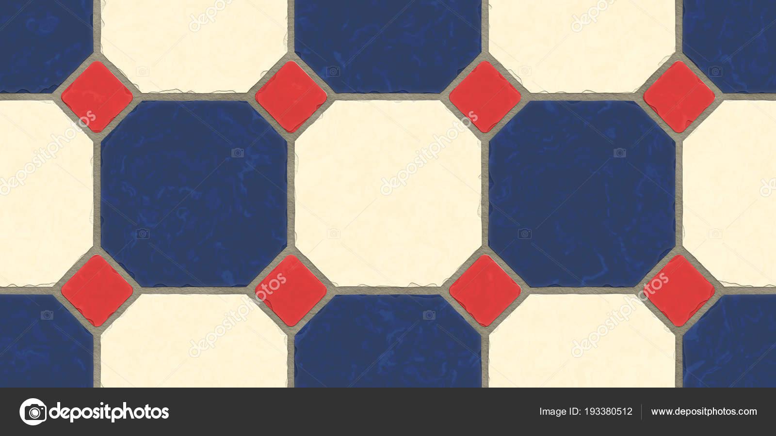 Texture de rouge bleu crème transparente classique plancher ...
