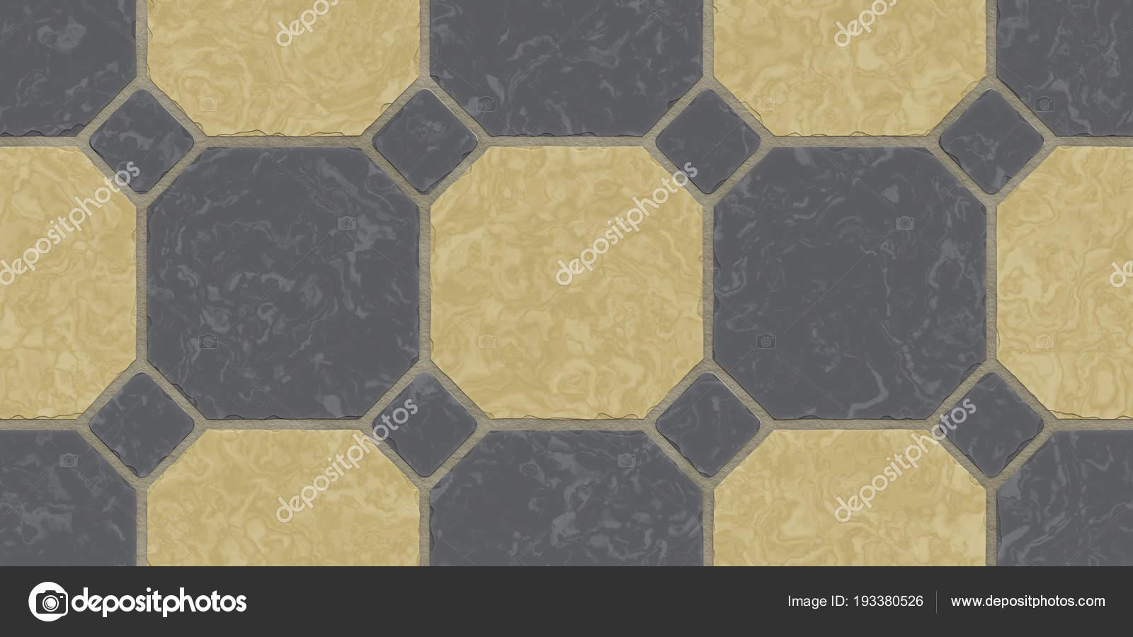 Struttura delle mattonelle di pavimento classico senza cuciture