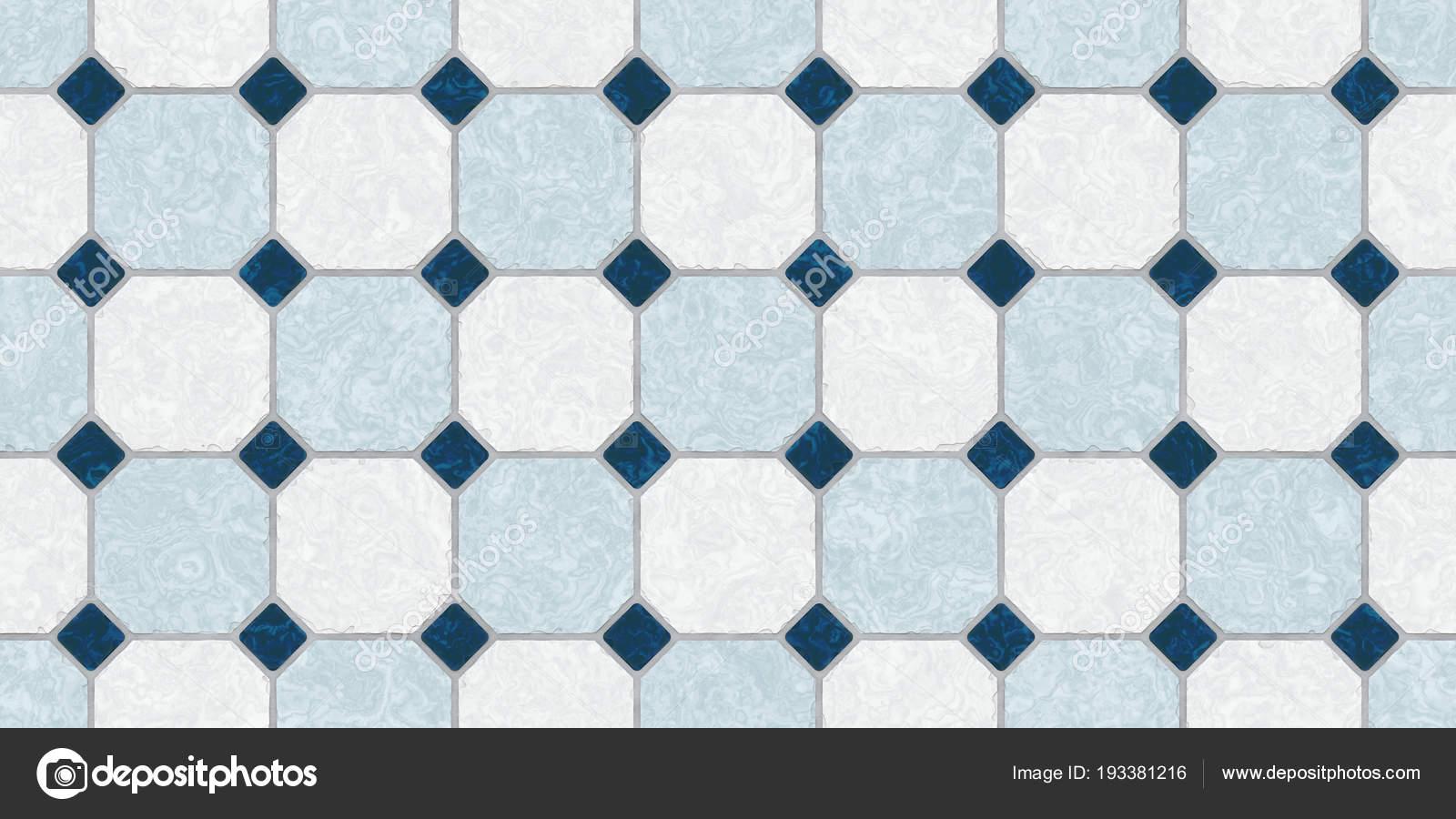 Grau dunkel blaue nahtlose klassischen Boden Fliesen Textur ...