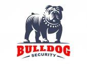 Fotografia Marchio del bulldog - illustrazione vettoriale, emblema