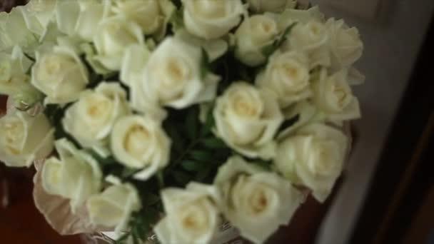 Fehér Rózsa csokor