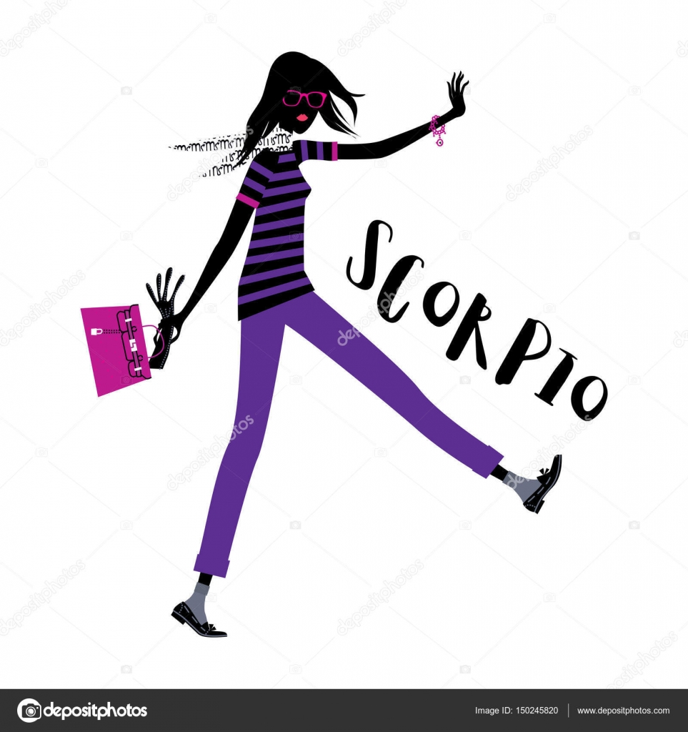 Pictures: scorpio woman | Scorpio woman horoscope sign as a