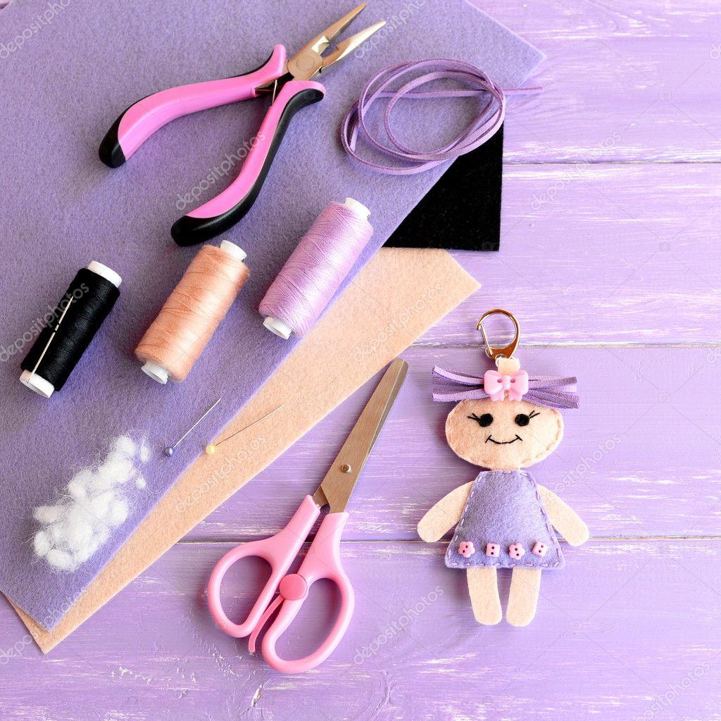 Kreative Kunst Und Handwerk Idee Für Kinder Fühlte Mich Puppe
