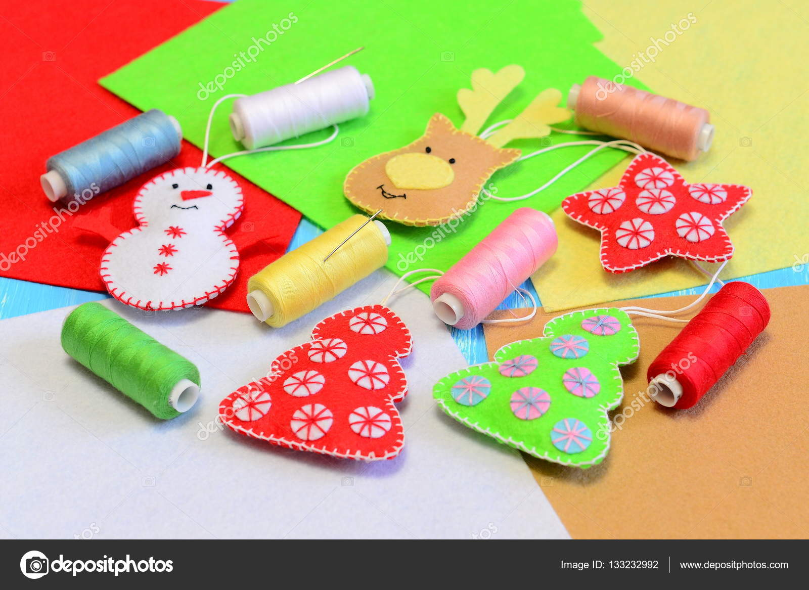 Children Christmas Tree Decorations.Pooja Decoration Ideas Handmade Christmas Tree Decorations