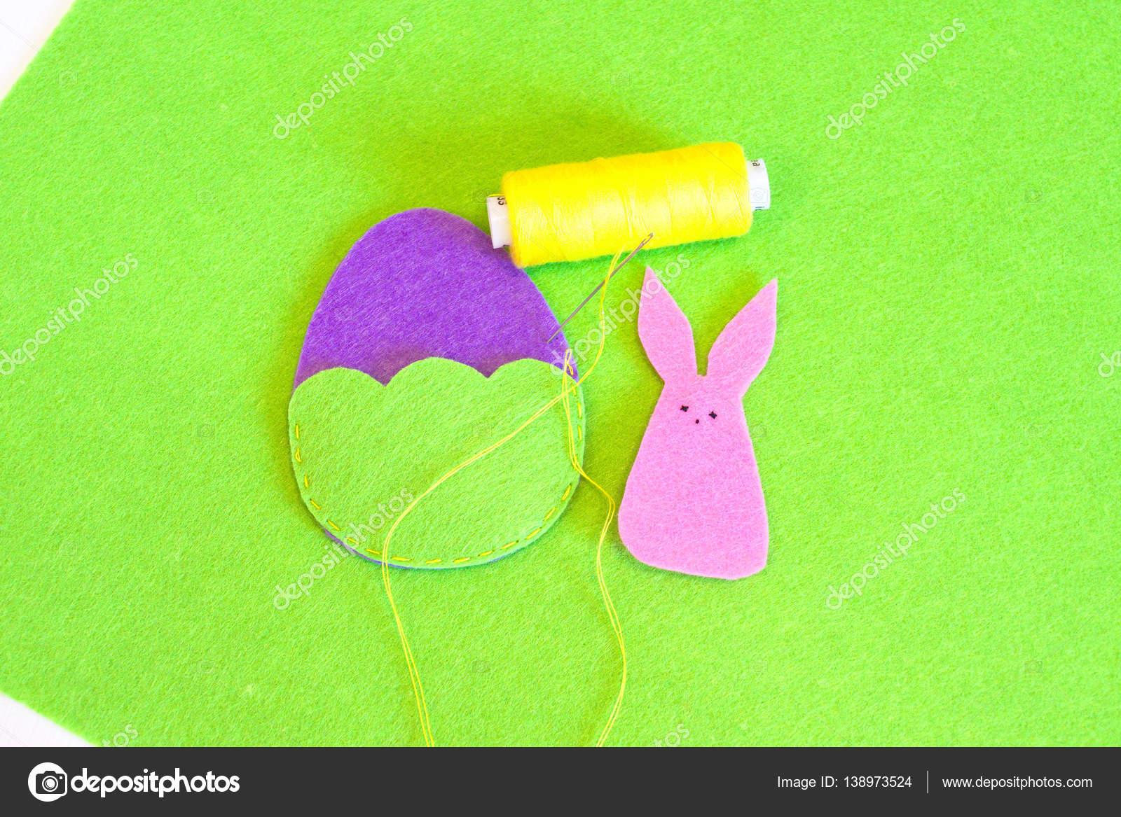 DIY Felt Easter Sign Kit