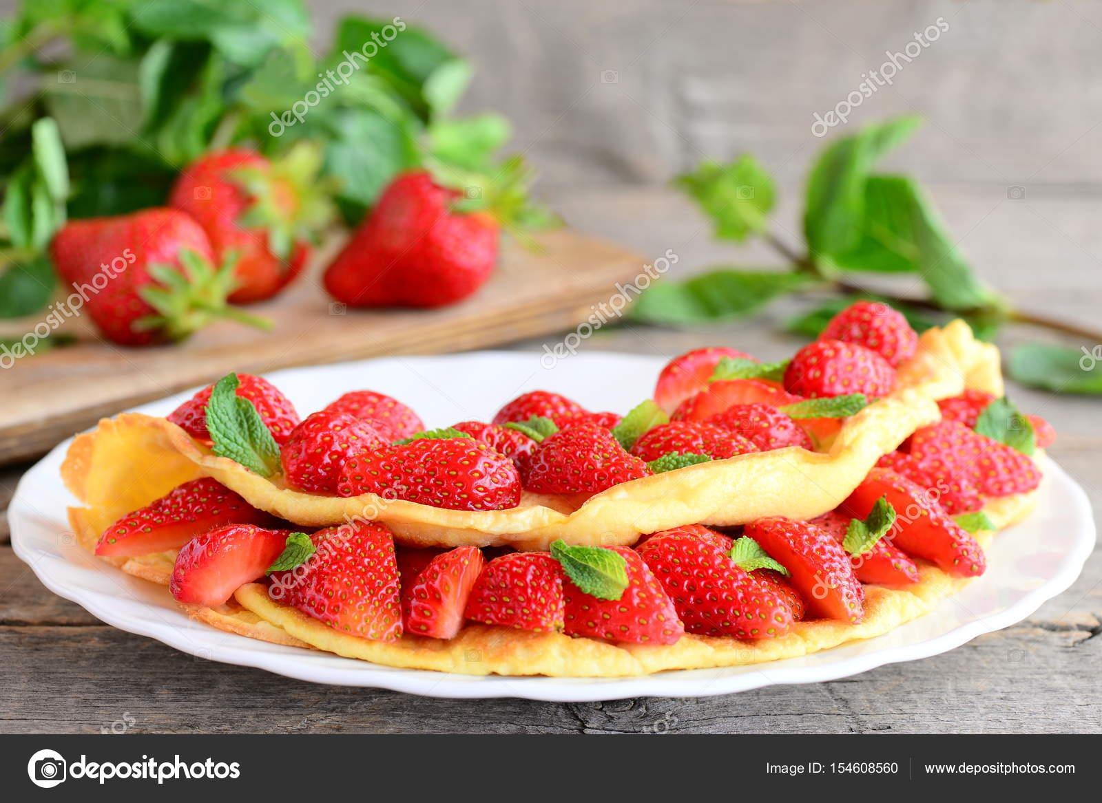 Omelette De Faible Teneur En Calories Sain Et Rapide Omelette