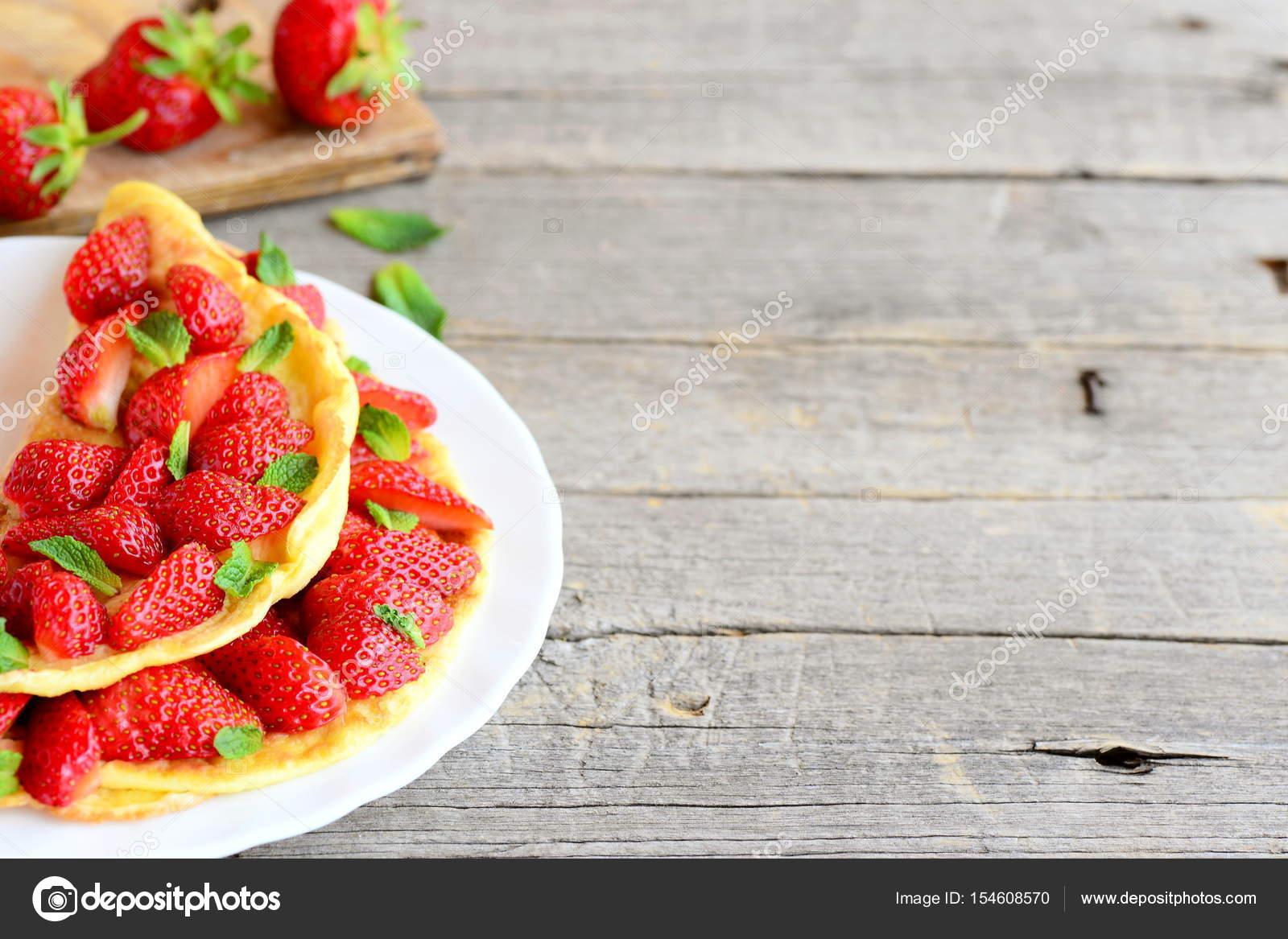 Pranzo Veloce E Sano Per Bambini : Omelette ripiene facile sano e veloce frittata farcita con