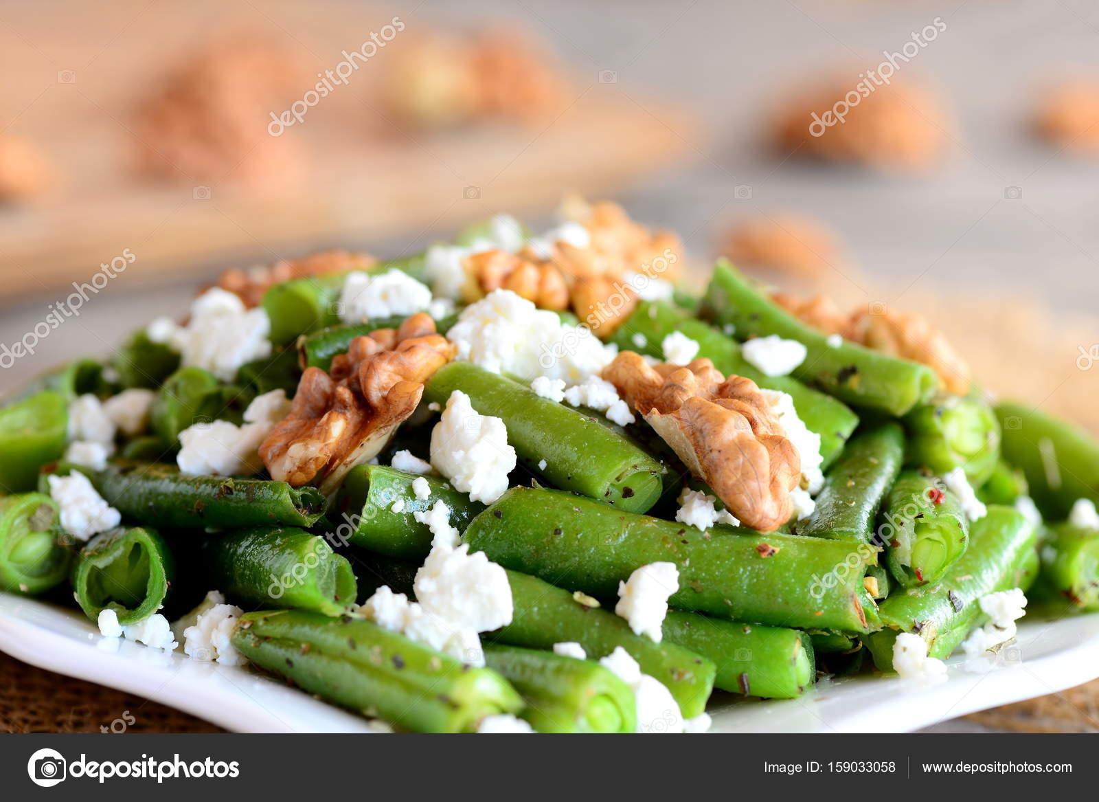 Fabulous Homemade Warm Green Beans Salad Green Bean Salad With Home Interior And Landscaping Analalmasignezvosmurscom