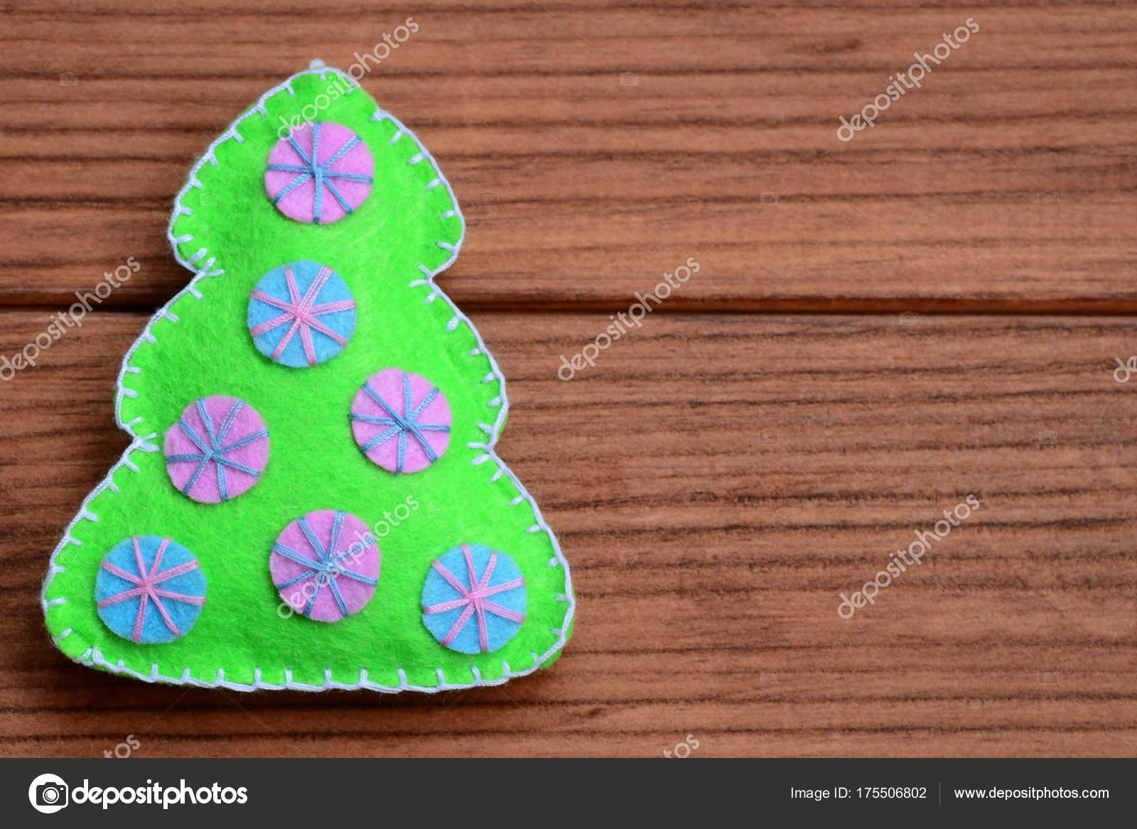 Frohe Weihnachten Karte Idee Winter Festlichen Hintergrund