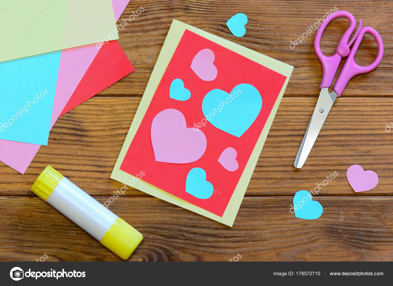 Valentinstag geschenk basteln aus papier