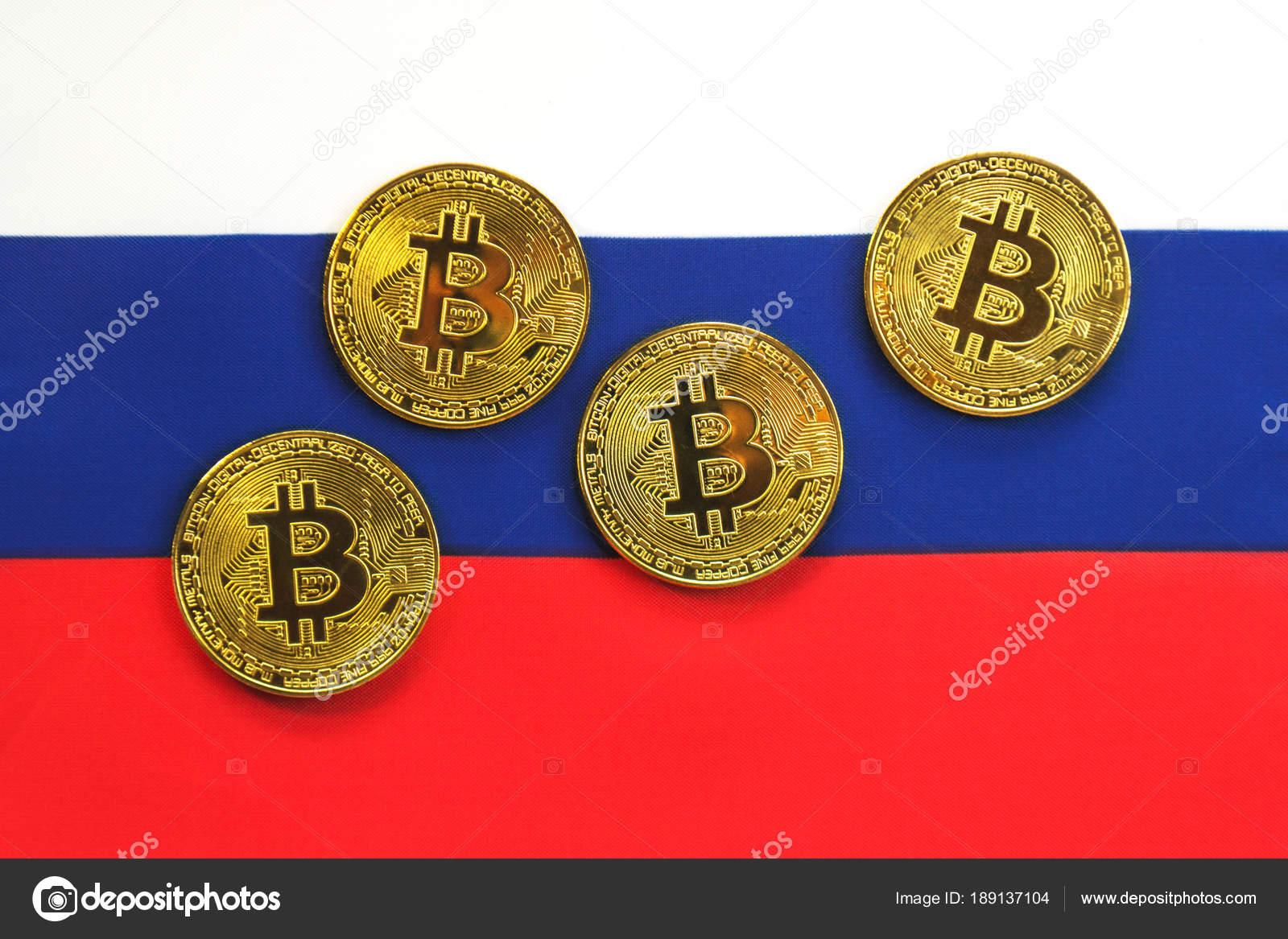 Bitcoin ouro cor bandeira rssia cryptocurrency fundo bandeira russa bitcoin ouro cor bandeira rssia cryptocurrency fundo bandeira russa fotografia de stock ccuart Choice Image