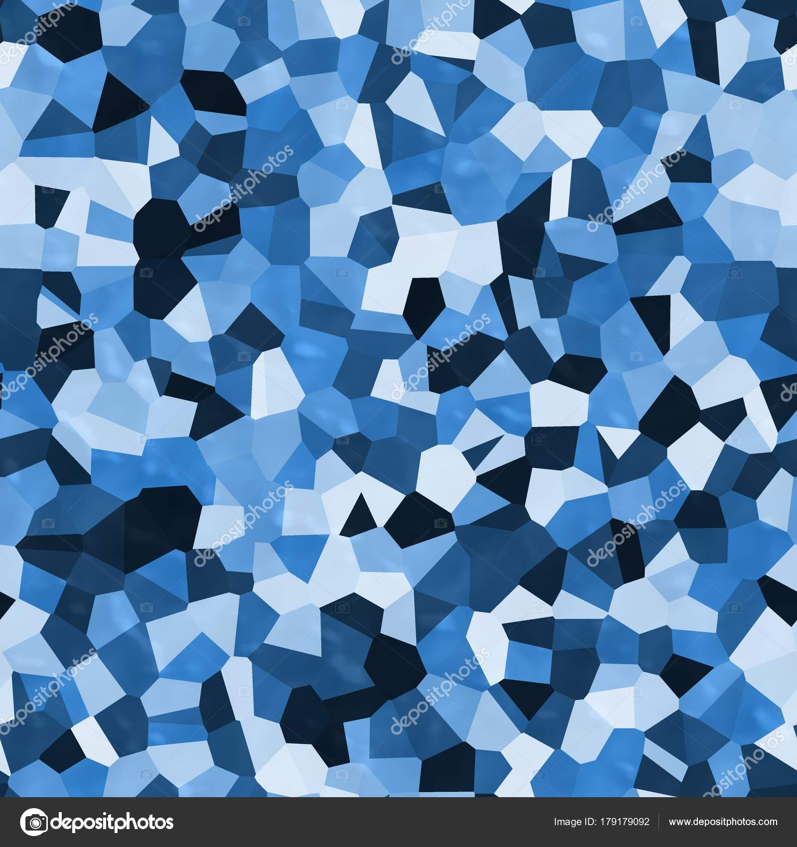 Formas azules abstractos fondo moderno en 3d textura camuflaje ...