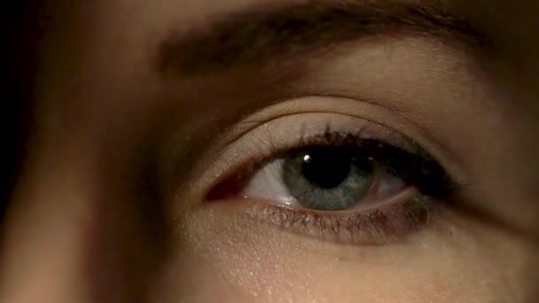 Female eye / beautiful big eyes / eyes