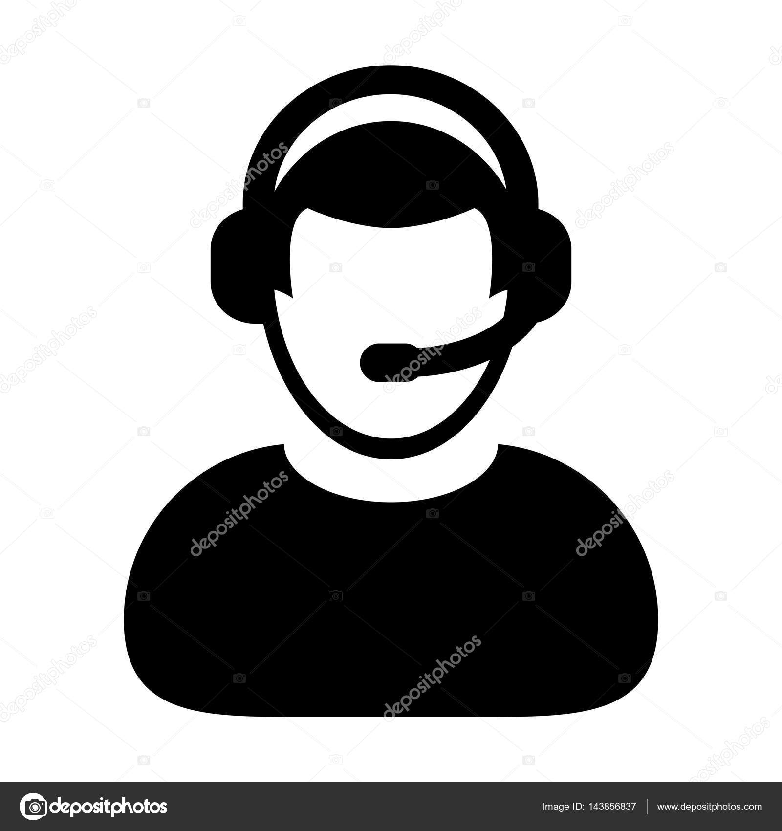 15bbce3c95 Customer Service Icon - Call Center Support and Care– stock illustration