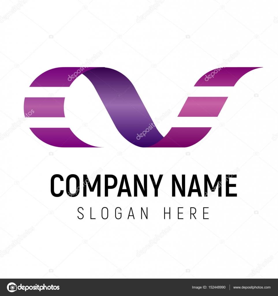 Film Streifen Logo Vektor Vorlage Stockvektor Teleseven 152448990