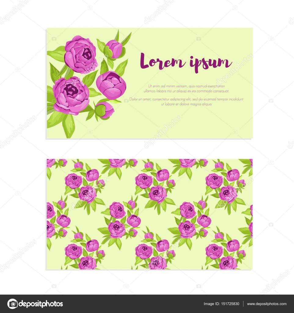 Abstrait Lgance Rtro Pour Invitation De Mariage Carte Visite Fleuriste Bannire Flicitation Faire La Publicit Vecteur