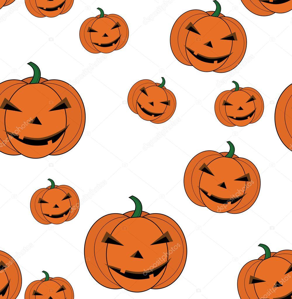 83 pumpkin pattern wallpaper pumpkin leaves pattern