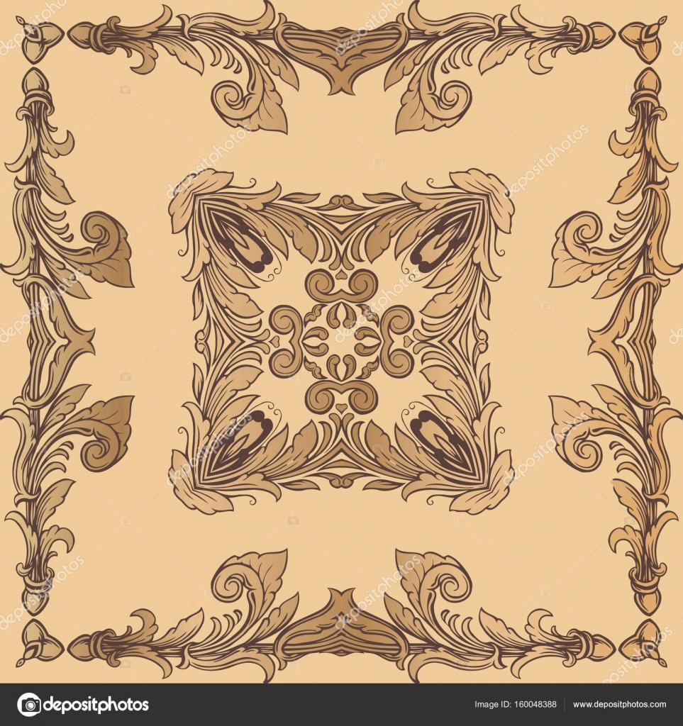 Wallpaper rococo style many hd wallpaper for Baroque design clothes