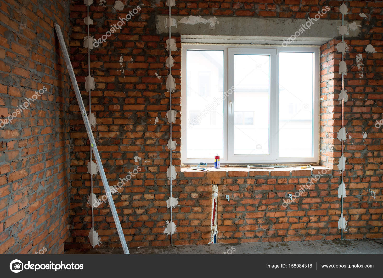 building house performed work on electrical wiring and installa Wall Soket Wiring House