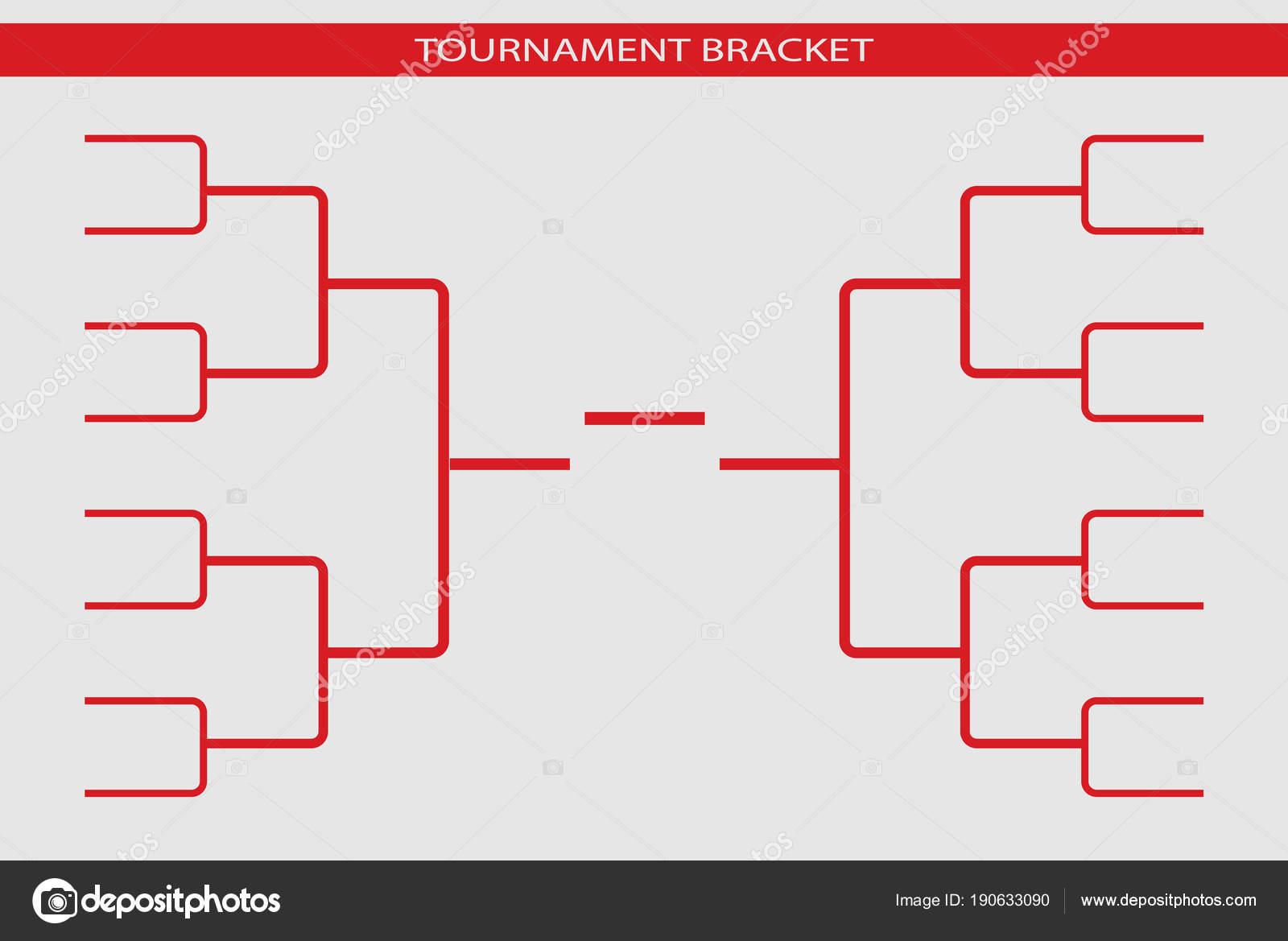 Tournament bracket vector championship template stock photo tournament bracket vector championship template photo by vectoreps10 maxwellsz