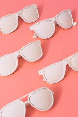 sunglasses in different shapes