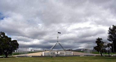 Australia's landmark Parliament House