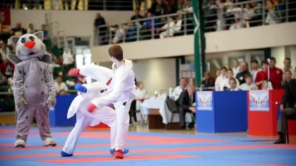 žena singl taekwondo
