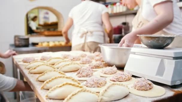 Szakácsok pite kitöltése töltelék