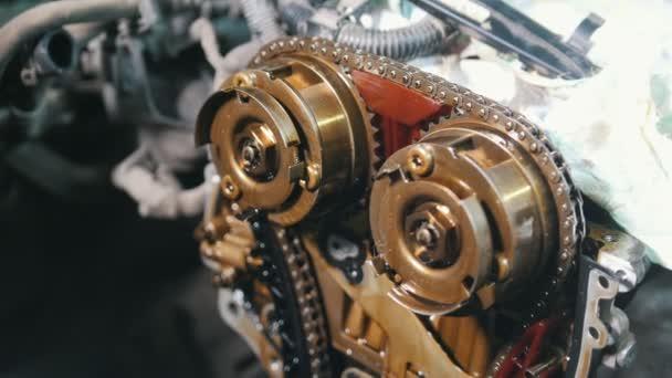 A belső égésű motor, szétszerelését, javítása, a Autó-service.