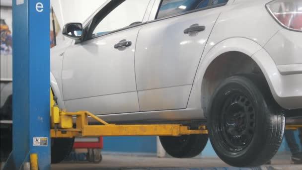 Zvedl auto v profesionálních služeb – kolaps konvergence - proces opravy