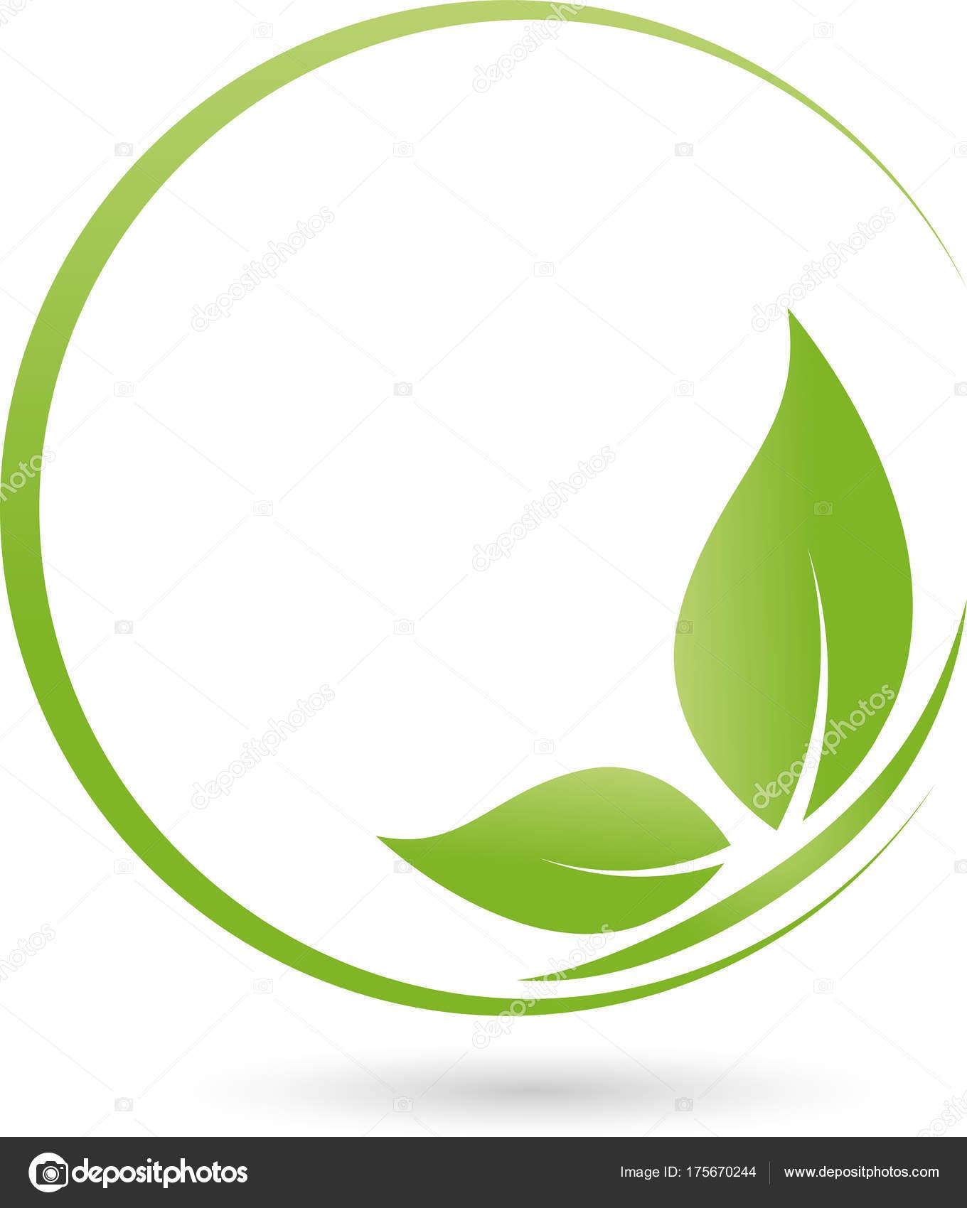foto de Papillon Feuilles Logo Nature Bien Être Image
