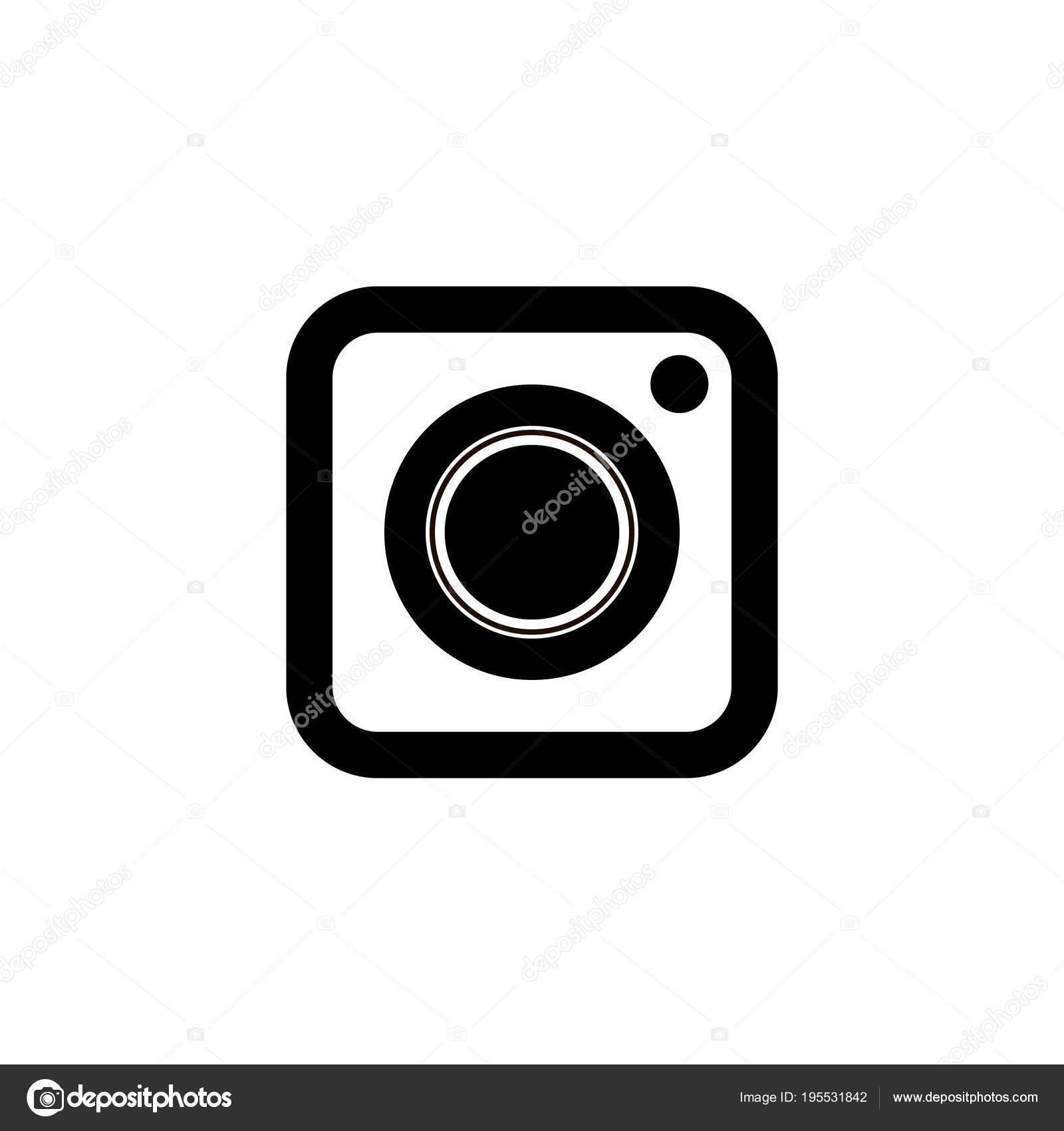 Camera Symbol Your Web Site Design Logo App Photo Gadget Stock