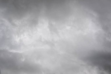 sky and cloud storm background soft focus