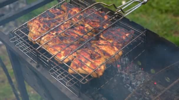 Grill, grill a pörkölés hús
