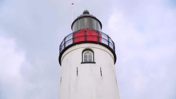 Niederlande: Leuchtturm an der Nordsee