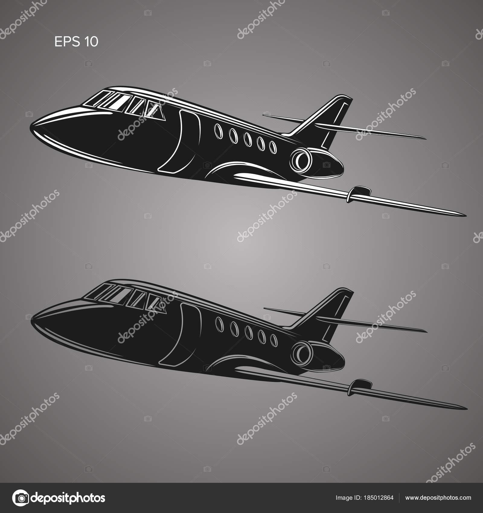 Jet Privato Rosa : Jet privato vista frontale immagine stock immagine di tutti
