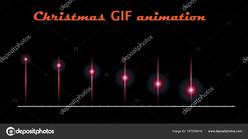 Eine Reihe von Weihnachten Animationen erstellen. Beweglichen Flash ...