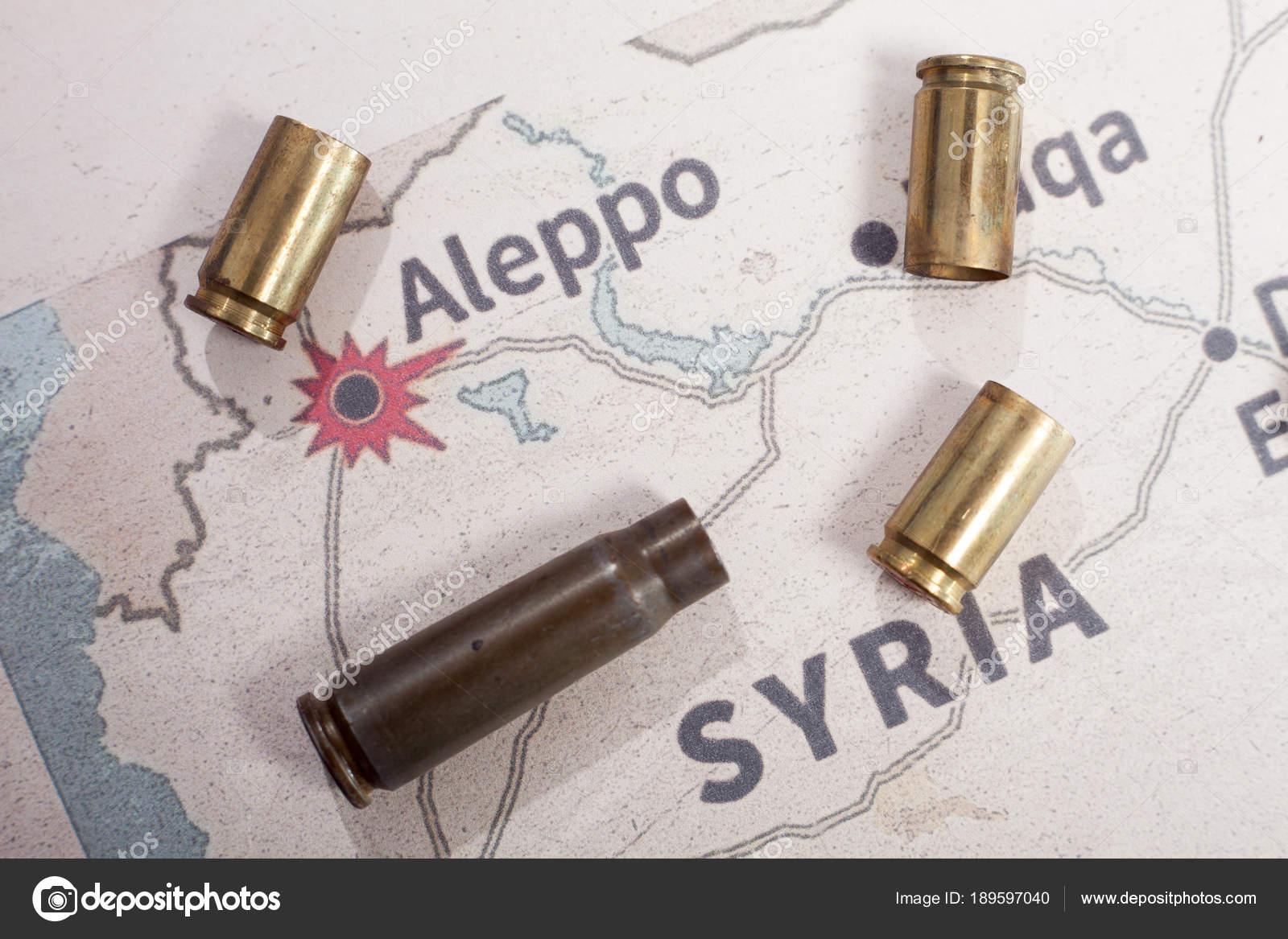 konflikt i syria