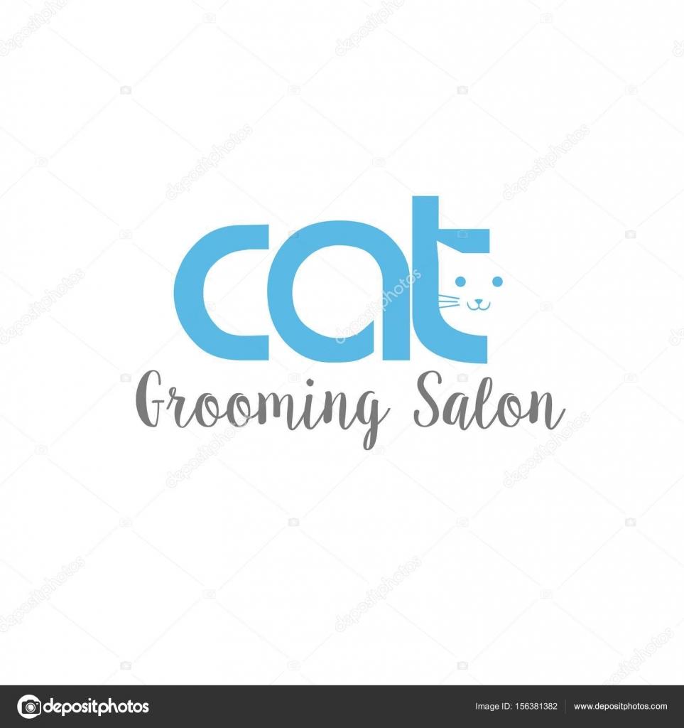 Dog grooming salon design ideas   Cat Grooming Salon Logo ...