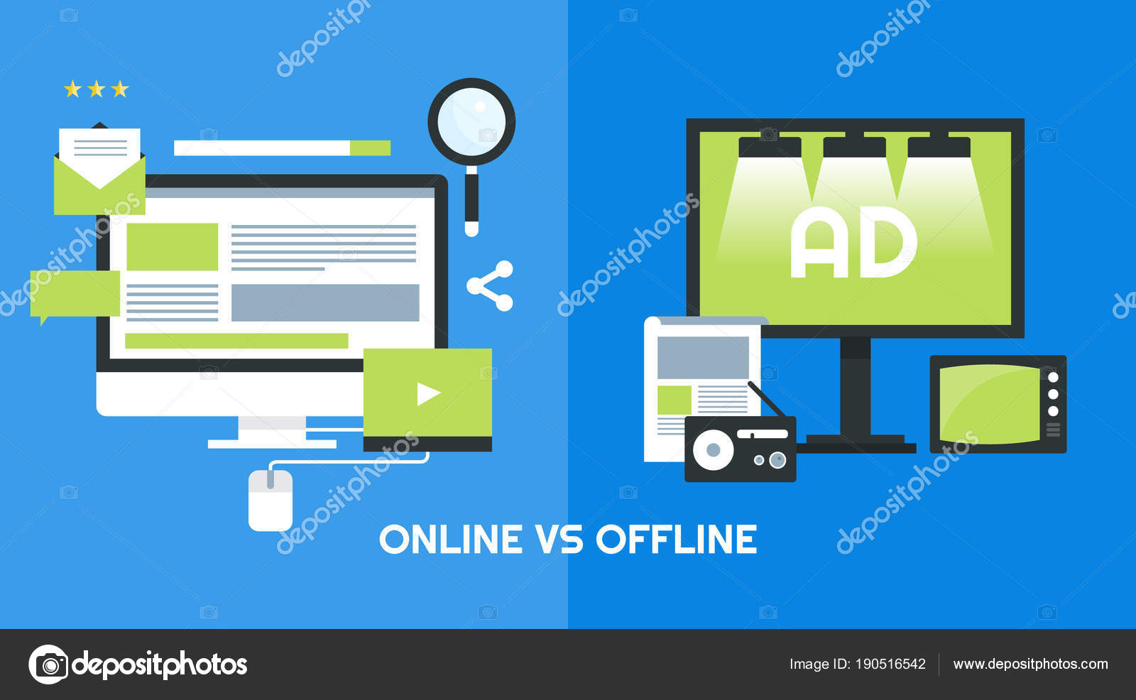 a comparison of offline and online The online selling or marketing is more cost-effective than the offline marketing and online marketing is also faster than the offline marketing/ selling to a customer according to efthymios c (2002), the web site is the online marketing medium as well as the promotional content.