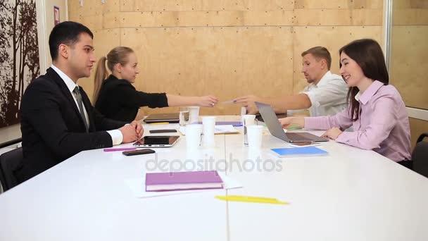 Start of mutually beneficial partnership