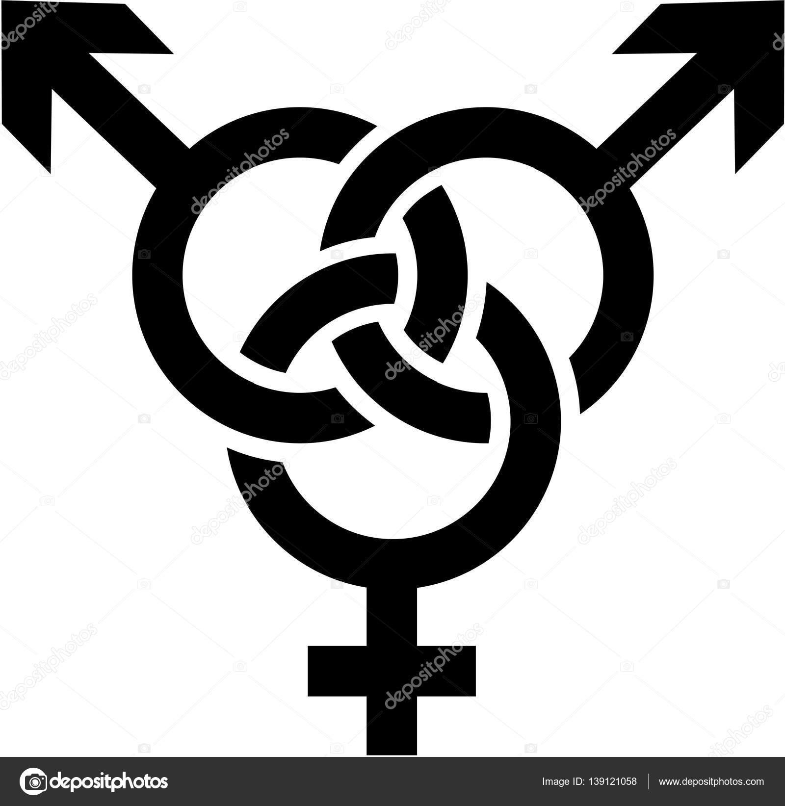 Бисексуальный знак